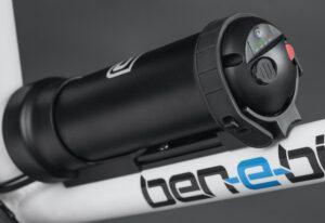 Ben-e-bike Controller / Akkuhalter